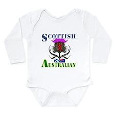 Scottish Australian Th Long Sleeve Infant Bodysuit