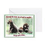German Shepherd Pup Christmas Cards (Pk of 10)