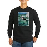 Laser Sailboat T