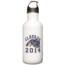 Class Of 2014 Saber-Tooth Tiger Water Bottle