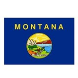 Montana Postcards