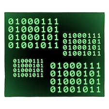 Binary code for GEEK King Duvet