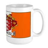 O'Brien Arms Tricolour Mug