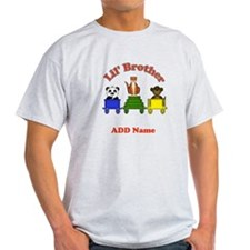 Little Brother Zoo T-Shirt