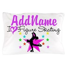 SPARKLING SKATER Pillow Case
