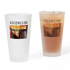 Ascension T-Shirt Drinking Glass