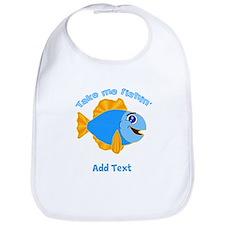 Personalized Fishing Bib