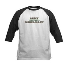 Army Stars Father In Law Tee