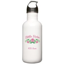 Personalized Sisters Water Bottle