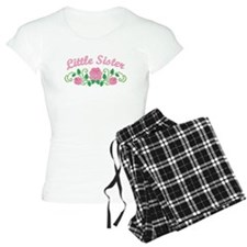 Little Sister Roses Pajamas