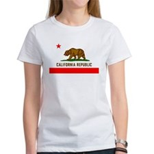 California Flag Tee