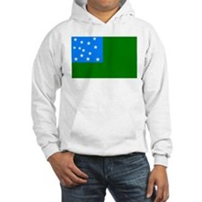 Green Mountain Boys Flag Hoodie
