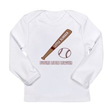 Little Slugger Long Sleeve T-Shirt