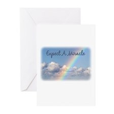 Expect A Miracle Greeting Cards (Pk of 20)