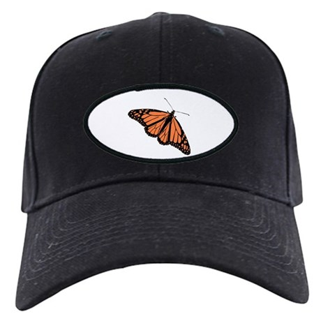Butterfly Black Cap