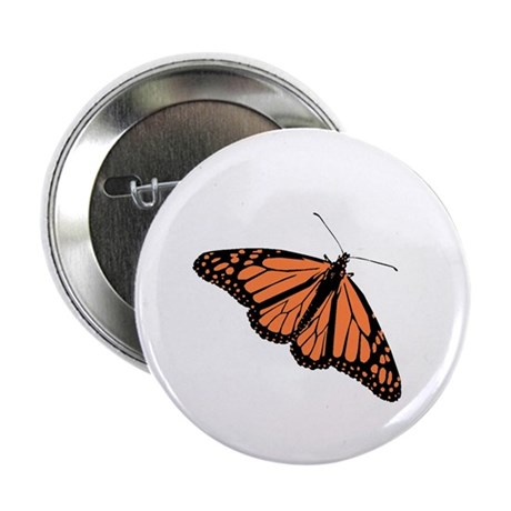 Butterfly 2.25&quot; Button (10 pack)