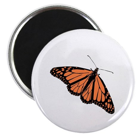 Butterfly 2.25&quot; Magnet (100 pack)