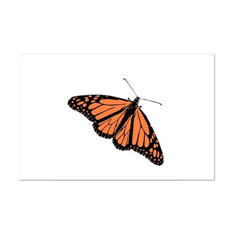 Butterfly Mini Poster Print