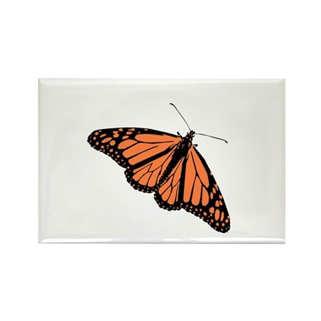 Butterfly Rectangle Magnet (10 pack)
