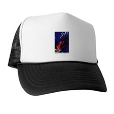 ENEMY WILL CATCH IT Trucker Hat
