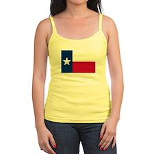 Texas Flag Jr.Spaghetti Strap