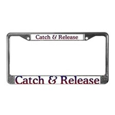 Pure C & R License Plate Frame