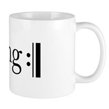 Repeated Sing Coffee Mug