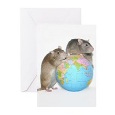 Brothers WRD Greeting Cards (Pk of 10)