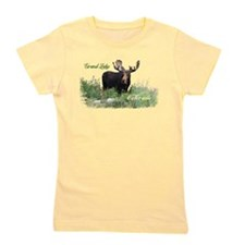 Grand Lake CO Moose Girl's Tee
