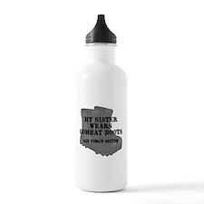 AF Sister Sis CB Water Bottle
