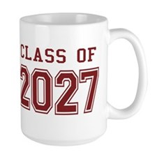 Class of 2027 (Red) Mug