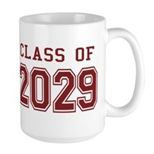 Class of 2029 (Red) Mug
