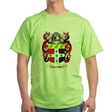 Glynn Coat of Arms (Family Crest) T-Shirt