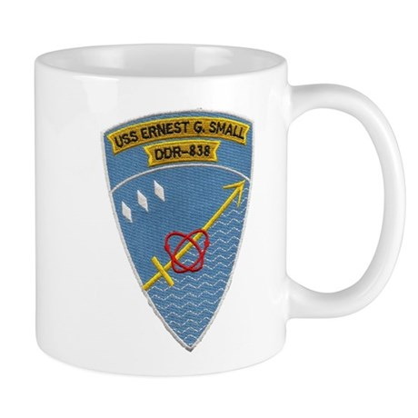 USS ERNEST G. SMALL Mug