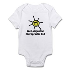 Well-Adjusted Chiro Kid Infant Bodysuit