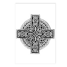 Celtic Cross 19 Postcards (Package of 8)