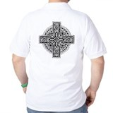 Celtic Cross 19 Polo Shirt