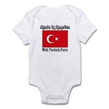 Turkish Parts Infant Bodysuit