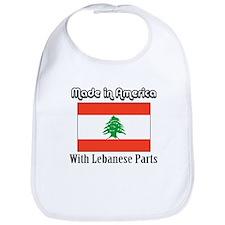 Lebanese Parts Bib