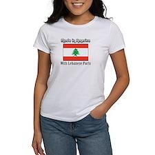 Lebanese Parts Tee