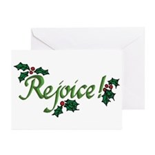 Rejoice Greeting Cards (Pk of 20)