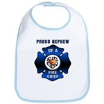 Fire Chief's Nephew Bib