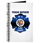 Fire Chief's Nephew Journal