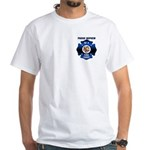 Fire Chief's Nephew White T-Shirt