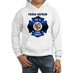 Fire Chief's Nephew Hooded Sweatshirt