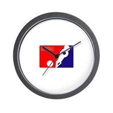 OC Foosball NFA Wall Clock