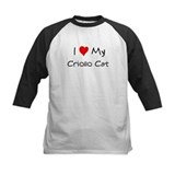 Love My Criollo Cat Tee