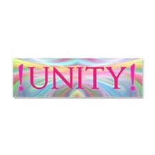Unique Unity Car Magnet 10 x 3