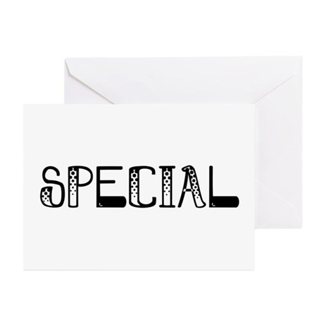 Special Greeting Cards (Pk of 10)