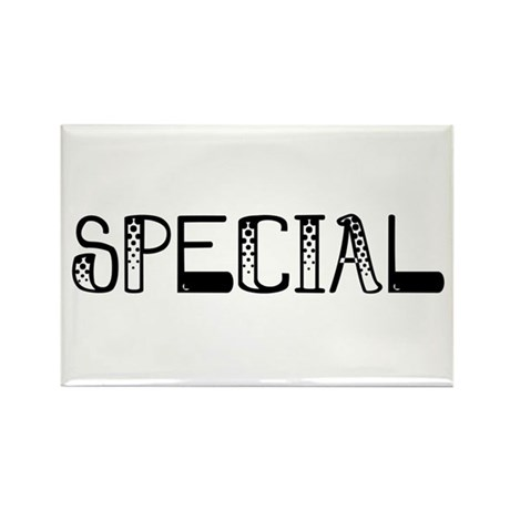 Special Rectangle Magnet (10 pack)
